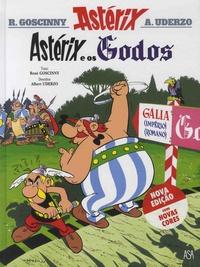 René Goscinny et Albert Uderzo - Uma aventura de Astérix Tome 3 : Astérix e os Godos.