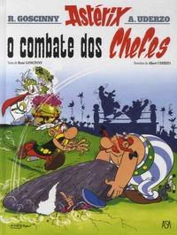René Goscinny et Albert Uderzo - Uma aventura de Astérix Tome 7 : O combate dos chefes.