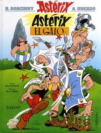 René Goscinny et Albert Uderzo - Una aventura de Astérix Tome 1 : Astérix el galo.