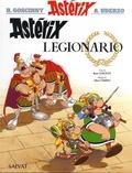 René Goscinny et Albert Uderzo - Una aventura de Astérix Tome 10 : Astérix legionario.