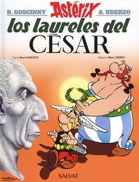 René Goscinny et Albert Uderzo - Una aventura de Astérix Tome 18 : Los Laureles del Cesar.