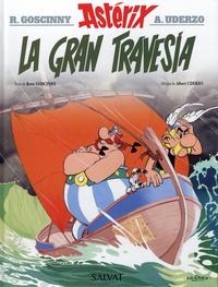 René Goscinny et Albert Uderzo - Una aventura de Astérix Tome 22 : La gran travesía.