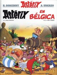 René Goscinny et Albert Uderzo - Una aventura de Astérix Tome 24 : Astérix en Bélgica.