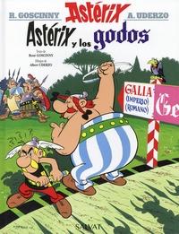 René Goscinny et Albert Uderzo - Una aventura de Astérix Tome 3 : Asterix y los godos.