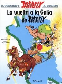René Goscinny et Albert Uderzo - Una aventura de Astérix Tome 5 : La vuelta a la Galia de Astérix.