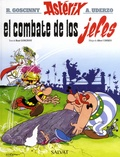René Goscinny et Albert Uderzo - Una aventura de Astérix Tome 7 : El combate de los jefes.