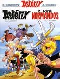 René Goscinny et Albert Uderzo - Una aventura de Astérix Tome 9 : Astérix y los Normandos.