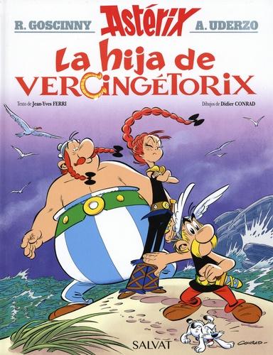 Una aventura de Astérix Tome Asterix la Hija de Vervingetorix