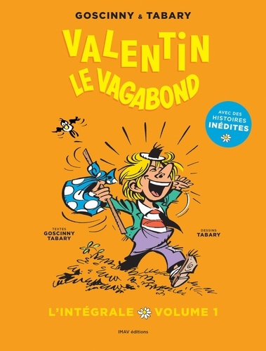Valentin le vagabond Intégrale Volume 1 - 9782365901512 - 14,99 €