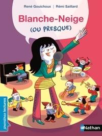 René Gouichoux et Rémi Saillard - Blanche-Neige (ou presque).
