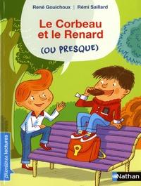 Essai gratuit des livres audio téléchargés Le Corbeau et le Renard (ou presque) in French 9782092590591