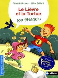 René Gouichoux et Rémi Saillard - Le Lièvre et la Tortue (ou presque).