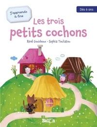 René Gouichoux et Sophia Touliatou - Les trois petits cochons.