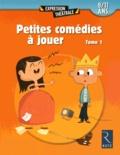 René Gouichoux et Sylvaine Hinglais - Petites comédies à jouer - Tome 1 (8/11 ans).