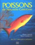 René Grandperrin et Pierre Laboute - Poissons de Nouvelle-Calédonie.