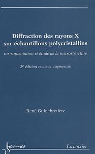 Era-circus.be Diffraction des rayons X sur échantillons polycristallins - Instrumentation et étude de la microstructure Image