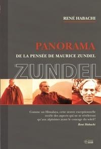 René Habachi - Panorama de la pensée de Maurice Zundel.