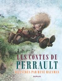René Hausman et Charles Perrault - Les contes de Perrault.