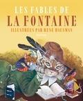 René Hausman - Les fables de la Fontaine.
