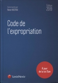 René Hostiou - Code de l'expropriation.