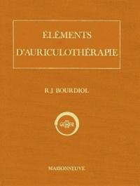 René-J Bourdiol - Éléments d'auriculothérapie.