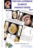 René Jaffré - Fiches d'aide à la détermination des ammonites jurassiques et crétacées - Tome 2. 1 Cédérom