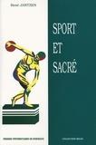 René Jantzen - Sport et sacré.