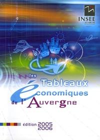 René Jean - Les Tableaux économiques de l'Auvergne.