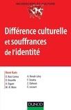 René Kaës - Différence culturelle et souffrances de l'identité.