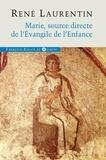 René Laurentin - Marie, source directe de l'Evangile de l'Enfance.