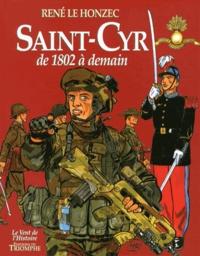 René Le Honzec - Saint-Cyr de 1802 à demain.