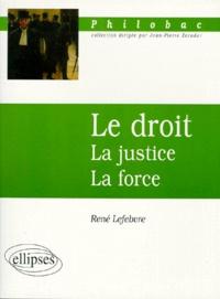 René Lefebvre - .