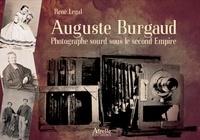 Auguste Burgaud- Photographe sourd sous le Second Empire - René Legal |