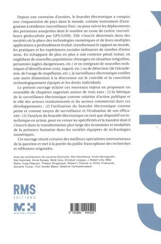 Le bracelet électronique : action publique, pénalité et connectivité