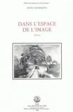 René Lindekens - Dans l'espace de l'image.
