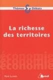René Llored - La richesse des territoires.