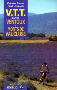 Accentsonline.fr VTT ENTRE VENTOUX ET MONTS DE VAUCLUSE. Le mont Ventoux, le plateau de Vaucluse, les dentelles de Montmirail, le pays de Sault Image