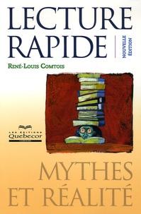René-Louis Comtois - Lecture rapide.