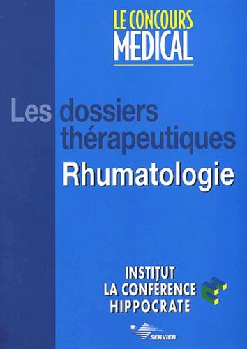 René-Marc Flipo et  Collectif - Rhumatologie.