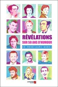 René-Marc Guedj - Révélations sur 50 ans d'humour.