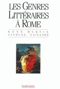 Deedr.fr Les genres littéraires à Rome Image
