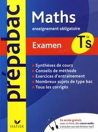 René Merckhoffer - Mathématiques Enseignement obligatoire Terminale S - Examen.
