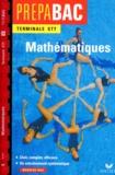 René Merckhoffer - Mathématiques terminale STT.