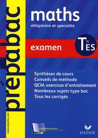 René Merckhoffer - Mathématiques Tle ES.