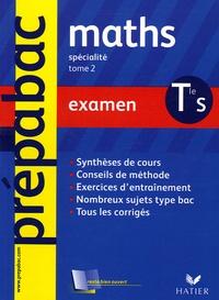 René Merckhoffer - Mathématiques Tle S spécialité - Examen.