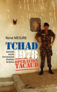 Galabria.be Tchad 1978 : opération Tacaud - Journal de marche d'un lieutenant d'artillerie de marine Image