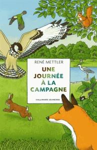 René Mettler - Une journée à la campagne.