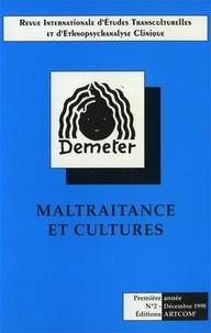 René Mokounkolo - Maltraitance et culture.