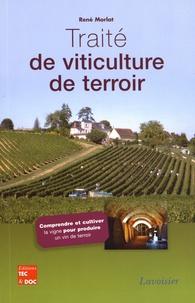 Histoiresdenlire.be Traité de viticulture de terroir - Comprendre et cultiver la vigne pour produire un vin de terroir Image