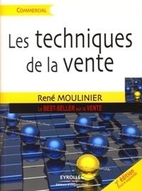 René Moulinier - Les techniques de la vente.